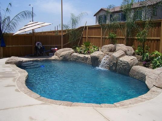 Semi Inground Pools For Small Yards Joy Studio Design Gallery Best Design